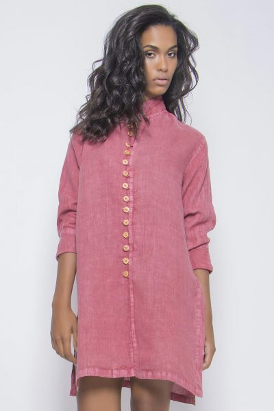 f3dd52e02a73 Μακριές Πουκαμίσες Archives - B.Loose - Quality Cotton   Linen ...